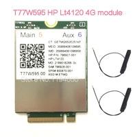 WDXUN lt4120 Snapdragon X5 LTE T77W595 796928 001 4G WWAN M.2 150Mbps LTE modem for HP Elite x2 840 850 G3 640 650 645 G2