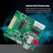 2*5W Bluetooth 5.0 Bảng Mạch Khuếch Đại Âm Thanh AUX Đầu Vào Điện DC 3.7V 5V 40MM * 34MM * 9MM PCBA