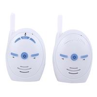 Wireless Child Baby sleeping Monitors Walkie Talkie Audio Radio Nanny Intercome baby phone alarm Portable electric Babysitter^
