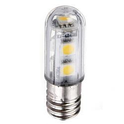 8 шт E14 1 W светодиодные лампочки для холодильника 7 Smd 5050 теплый белый Цвет 15 w Замена для галогенная лампа 3000 K 45LM энергосбережения 22