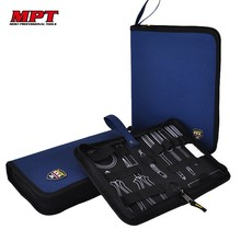 Hard Plate Professional Electricians Tool Bag Multifunction Electrician Tools Kit Organizers Storage Waterproof Oxford Canvas