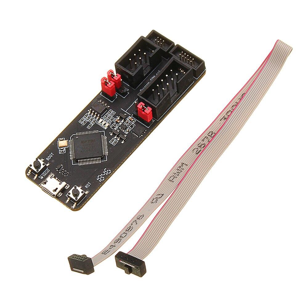 For ESP-Prog Development Board JTAG Debug Program Downloader Compatible For ESP32