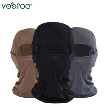 Winter Tactical Training Motorcycle Face Mask Moto Balaclava Biker Shield Ski Helmet Liner Windproof