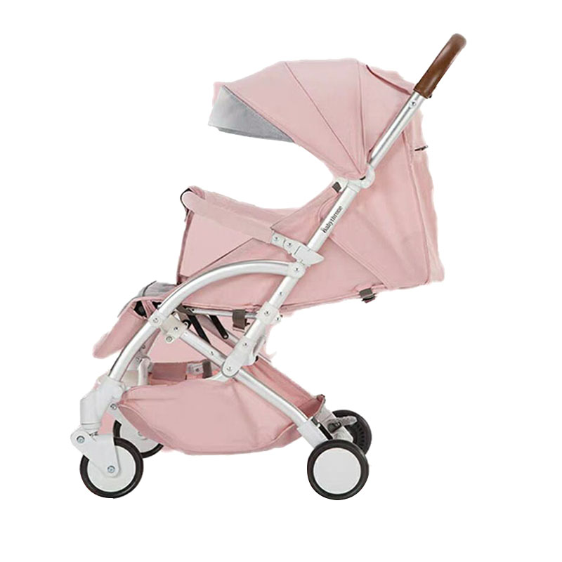 Baby Stroller Lightweight Folding Can Sit Reclining Portable Mini Car Baby 25kg Bearing Weight For 0-36 Months Child Baby