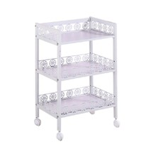Raf Utensilio De Cozinha Mensola Kitchen Sponge Holder Estantes Scaffale With Wheels Trolleys Organizer Prateleira Shelf