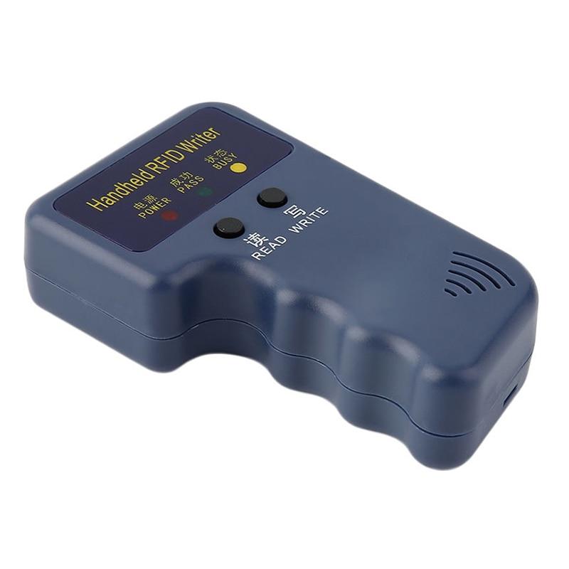 Handheld 125KHz RFID Copier Writer Readers Duplicator With 10PCS ID TagsHandheld 125KHz RFID Copier Writer Readers Duplicator With 10PCS ID Tags