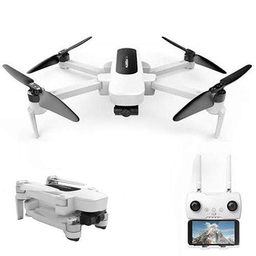 Hubsan H117S Zino GPS 5.8G 1 KM Dobrável Braço Câmera 3-Eixo Cardan FPV com 4 K UHD RC Zangão Quadcopter Drone RTF Alta Velocidade Dron