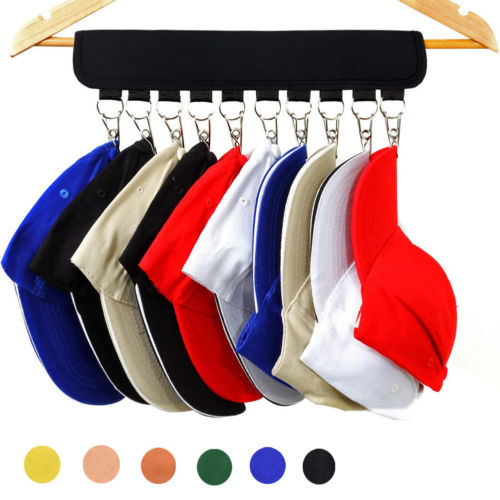 Yellow and Green Can Be Used For Two Rooms After The Door.Excellent Ball Cap Rack Storage Holder Organizer Hats Shelf Cap Holder. LOVEing Baseball Cap Rack Storage