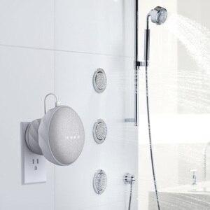 Image 5 - KIWI design US/EU Version Magnetic Rubber Outlet Wall Mount Stand Holder Case for Google Home Mini