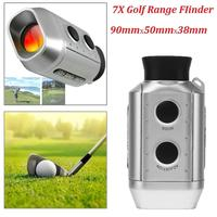 New 900M 7X Digital Distance Meter Laser Golf Range Finder Scope Measurement Tool Hunting Optics Rangefinders