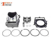 Motorcycle Cylinder Block Head Gasket Ring For ZONGSHEN 77MM NC250 250cc 300cc KAYO T6 K6 BSE J5 RX3 ZS250GY 3 4 Valves Parts