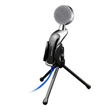 SF-922B Professional Sound USB Condenser Microphone Podcast Studio For PC Laptop Chatting Audio Recording Condenser KTV Mic(China)