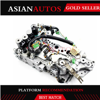 RE0F09A CVT JF010E RE0F09A / B Transmission Valve Body For Nissan Murano Maxima Altima With Solenoids 31x21x11cm Iron + Aluminum