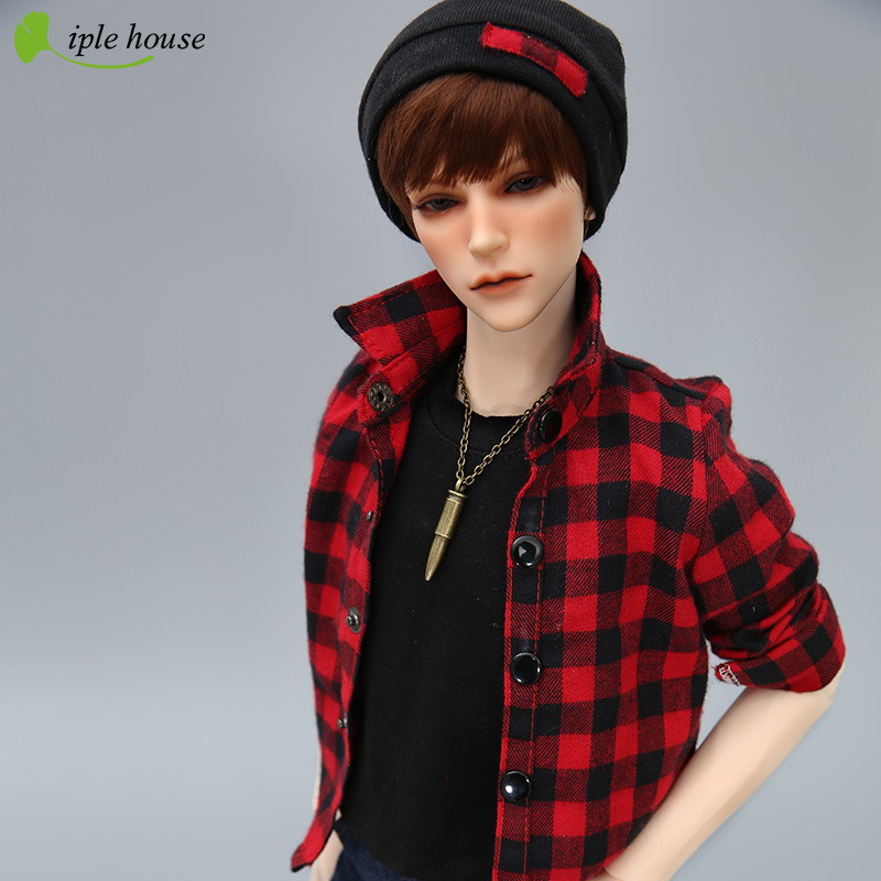 BJD Doll Iplehouse nYID Chris 1 3 Resin Figure Fashion Male Body For Girl Toys Best