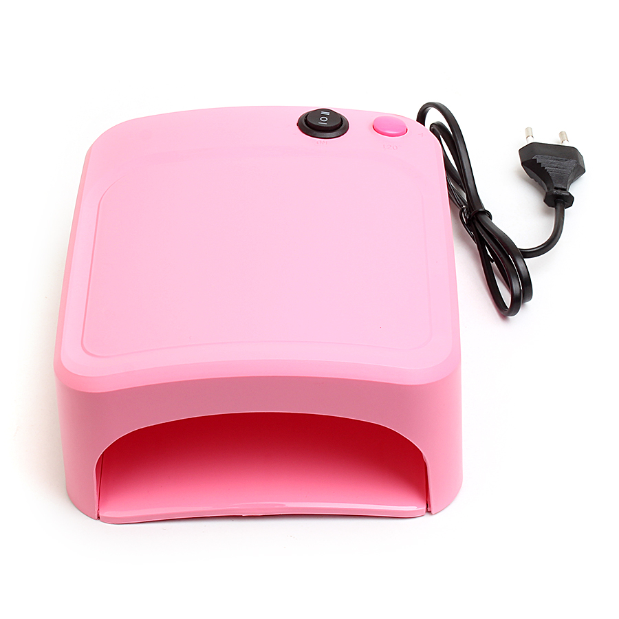 Lamp For Nails Professional Gel Nail Dryer 36W UV Lamp 110V-220V EU Plug Nail Lamp Curing Light Nail Art Dryer Tools