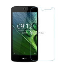 9H 2.5D Guard Tempered Glass For Acer Liquid Zest Z525/4G Z528 Screen Protector Protective Glass Film Case Protection