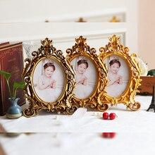 European-style photo frame wedding retro set creative 6 inch 7 modern minimalist luxury picture