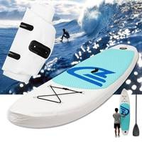 Надувная доска для серфинга 10ft весла для серфинга Настольный теннис до водяной насос ног поводок Пляж океан тела интернат воды спортивные п