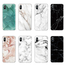 US $1.39 30% OFF|Ottwn Phone Case For iPhone X XS XR Xs Max 5 5s SE 6 6s 7 8 Plus Transparent Marble Printed Soft TPU Silicone Clear Back Cover-in Fitted Cases from Cellphones & Telecommunications on Aliexpress.com | Alibaba Group
