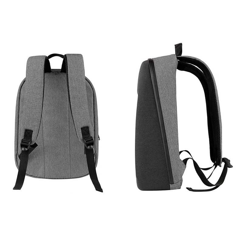 Nowość inteligentna dioda led plecak fajny czarny konfigurowalny plecak na laptopa innowacyjny prezent świąteczny tornister