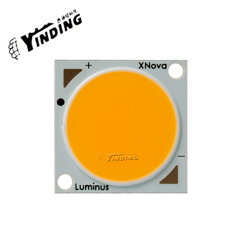 2pcs Luminus CXM-18 Ceramics COB LED 58W High Power Led Lamp Beads 3000K Warm White Light Street Lamp Wick Downlight Source