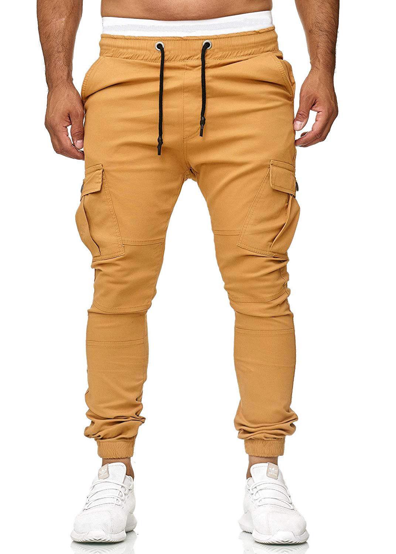 New Men Stylish Sweatpants Pleated Long Pants Trousers Casual Pants Tracksuit ////
