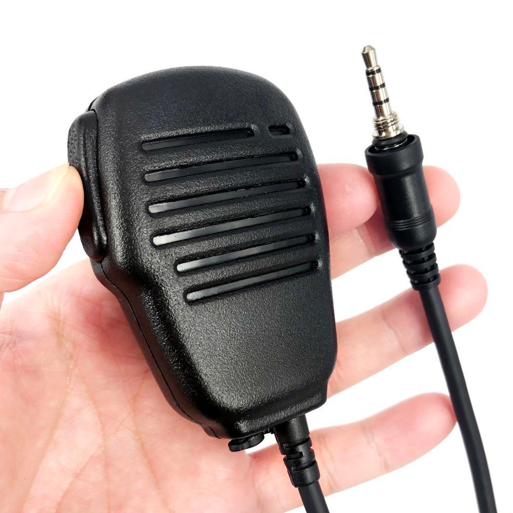 Handheld Speaker Microphone For Yaesu Vertex VX-6R VX-7R VX6R VX7R FT-270 FT-270R VX-127 VX-170 Walkie Talkie Radio Mic