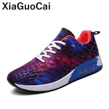 Spring Autumn Men Casual Shoes Breathable Camouflage Man Sneakers Anti-Odor Mesh Flats For Unisex Lovers Couple Footwear Fashion