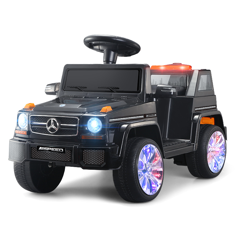 2 em 1 passeio bonde do carro das crianças em brinquedos da máquina escavadora música luz quatro rodas passeio da máquina de construção no carro dos brinquedos para crianças das crianças - 5