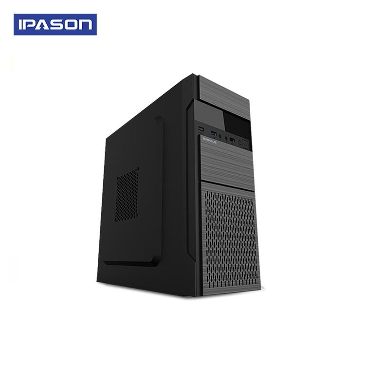 IPASON Barebone-System Gaming Computer Desktop-120g Best-Price G3930 SSD Mini Pc DDR4/DDR3