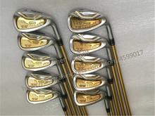 Golf Clubs honma s-06 4 star GOLF irons clubs set 4-11Sw.Aw iron club Graphite shaft R or S flex