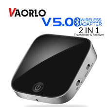 Bluetooth 5,0, аудиоприемник передатчик Bluetooth 2 в 1, 3,5 мм, CSR8670, V5.0, беспроводной Bluetooth адаптер для автомобиля и телевизора