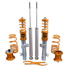 Lowering Coilovers For VW UP Seat Mii for Skoda Citigo NSF TYPAA PQ12 Coil Spring Over Shock Absorber Suspension(China)