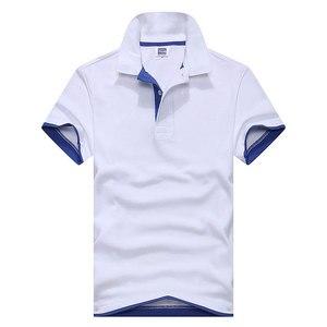 جديد 2019 الرجال العلامة التجارية الرجال قميص بولو D esigual الرجال القطن قصيرة الأكمام قميص بولو البلوز تي اينيس شحن مجاني XS-3XL