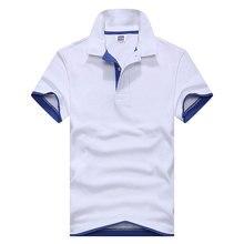 New 2019 Men's brand men Polo shirt D esigual Men's cotton short-sleeved polo shirt sweatshirt T-ennis Free shipping XS-3XL