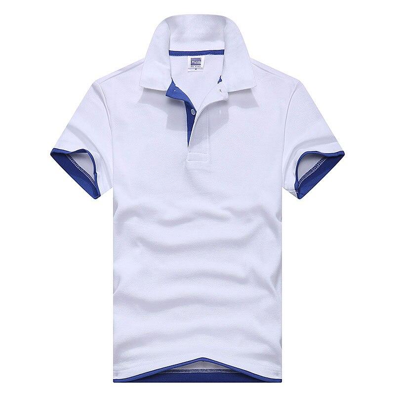 Nouveauté 2019 Polo homme de marque D esigual homme en coton à manches courtes polo sweat t-ennis livraison gratuite XS-3XL