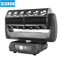 Fantastic Roller Pro Excellent beam and effect light fantastic roller 24pcs 25w beam moving head light RGBW led moving head Stage Lighting Effect    -