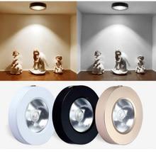 Oberfläche montiert downlight 5W/10W led wein kabinett scheinwerfer decke licht zeigen zähler wohnzimmer licht