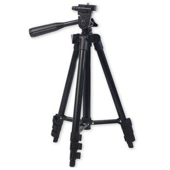 DSLR kamera tripodu Standı Fotoğraf Fotoğraf Video alüminyum kamera tripodu Standı kamera tripodu Için Telefon/Gopro Ile Çanta