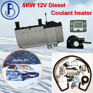 Liquid Parking Heater 5KW 12V Diesel for truck bus etc. similar to Eberspaecher ( not Eberspaecher ) heater