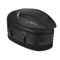 RR 9014 Rear Motorcycle Sport Seat Back Pouch Tail Car Bags Motorcycle Tail Bag Waterproof Bag