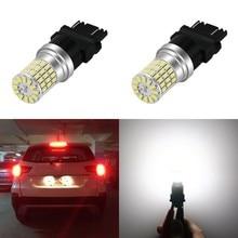 1 Piece T20 LED 7440 W21W W21/5W Led Bulbs 3014 66smd 1156 BA15S P21W BAU15S PY21W Lamp Turn Signal Light 10-30V