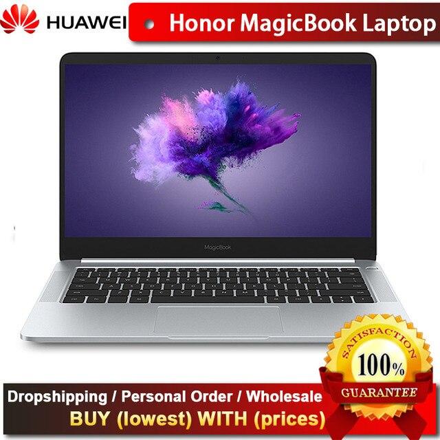 "HUAWEI Honor MagicBook VLT W60E Laptop 14"" Windows 10 Pro I7 8550U"