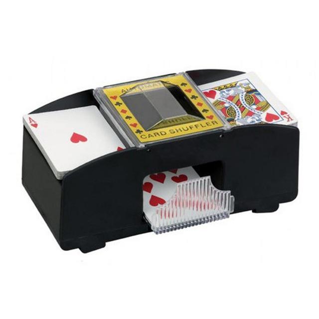 Poker Card Shuffling Machine