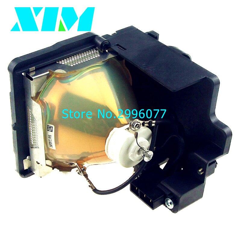 Haute qualité 610 334 6267/POA-LMP109 projecteur lampe nue avec boîtier pour Sanyo PLC-XF47, PLC-XF47K, LX1500, projecteurs de LC-XT5 - 6