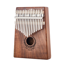 Kalimba 17 Key Kalimba Thumb Piano 17 Mbira Kalimba Instrument Acacia Kalimba Musical Instrument Percussion Instrument Garland kalimba piezo pickup mbira accessories thumb piano pick up musical instruments