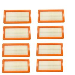 8 шт. фильтр Karcher для Ds5500, Ds6000, Ds5600, Ds5800 робот пылесос запчасти Karcher 6,414-631,0 Hepa фильтры моющиеся Filt