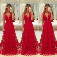 Женское длинное кружевное платье, вечернее, официальное, вечернее, выпускное платье, официальное, вечернее, вечернее платье