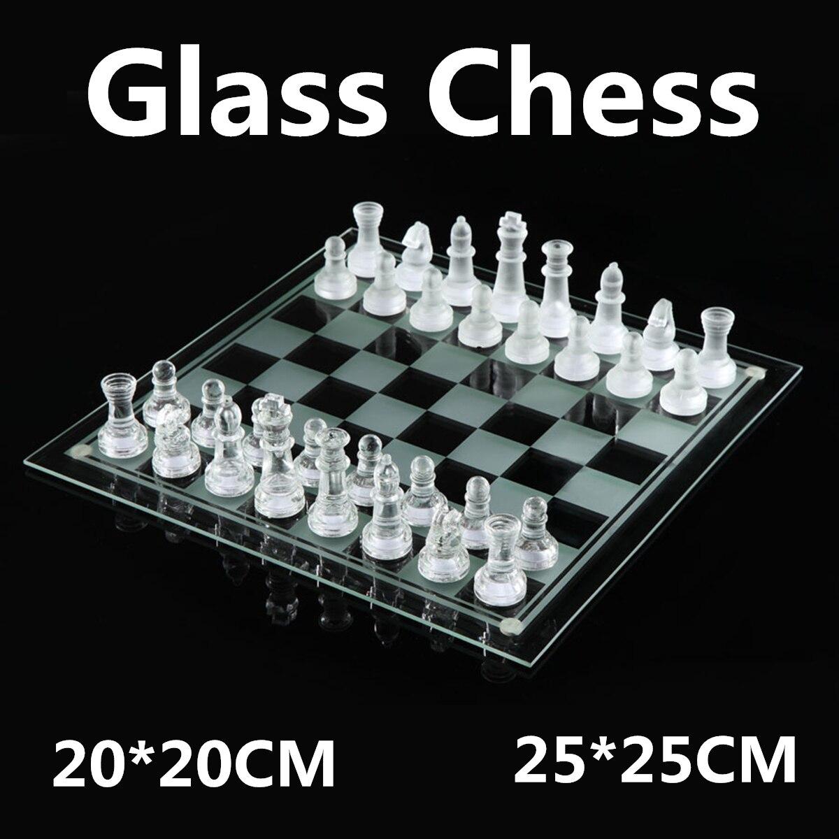 Luxury Elegant K9 Glass Chess Medium Wrestling Packaging Int…