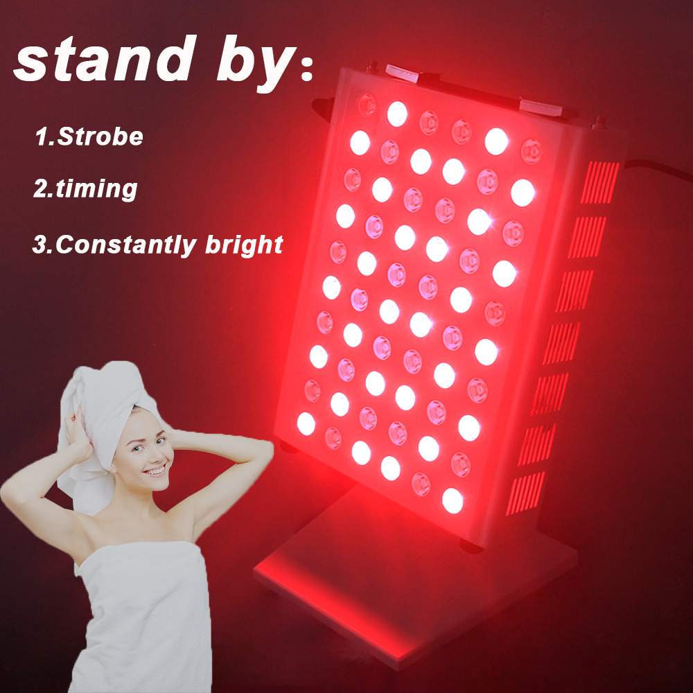2019 Led Light Therapy Pdt Red Light Skin Rejuvenation Firming Whitening Remove Wrinkle Face Full Body Beauty Machine Home Use